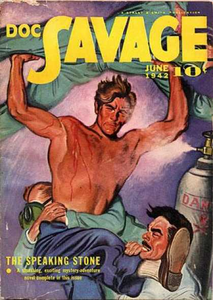 Doc Savage 34