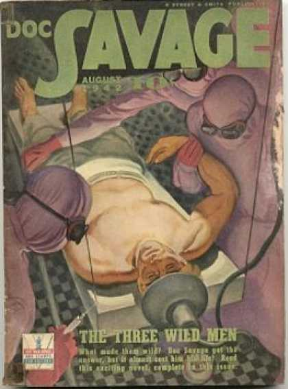 Doc Savage 36