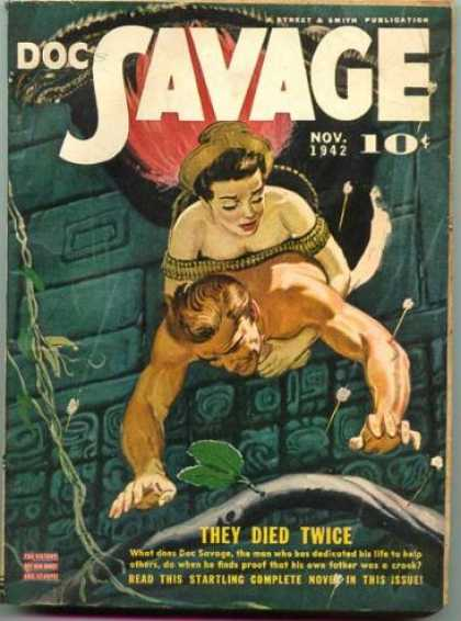 Doc Savage 37