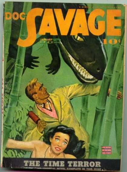 Doc Savage 38