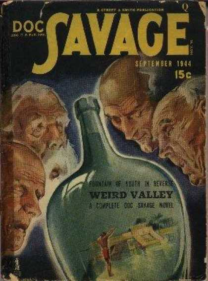 Doc Savage 44