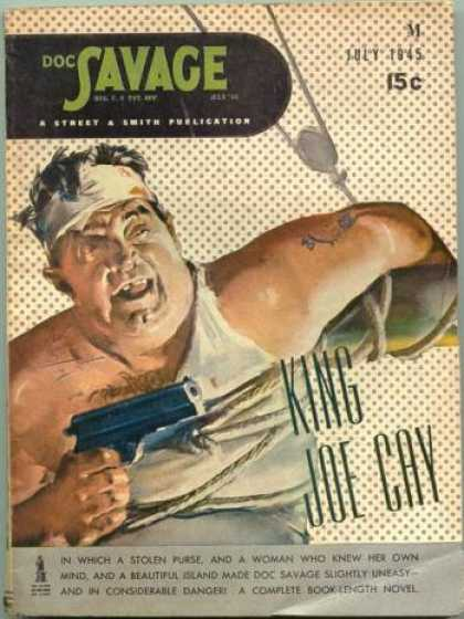 Doc Savage 47