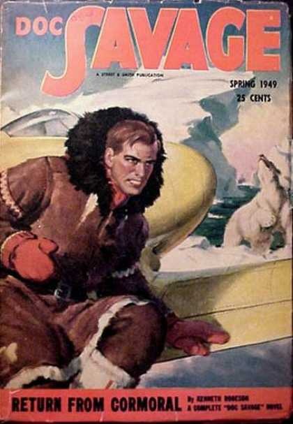 Doc Savage 49