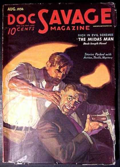 Doc Savage 6 - Adam Kubert, Andy Kubert