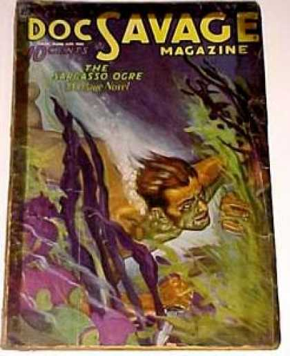 Doc Savage 8 - Klaus Janson, Richard Buckler