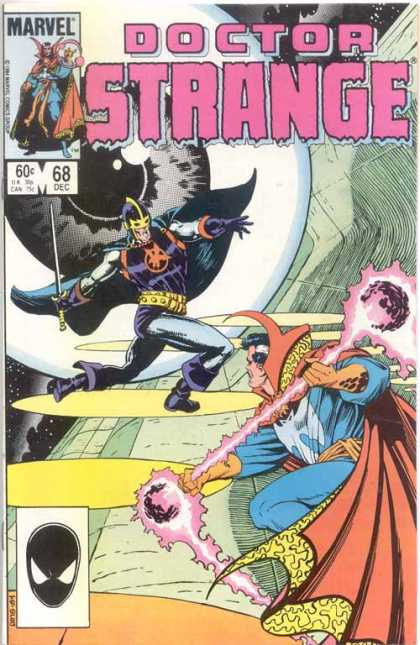 Doctor Strange 68 - Paul Smith