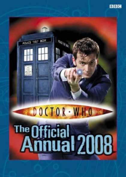 Doctor Who Books - DOCTOR WHO: THE OFFICIAL ANNUAL 2008