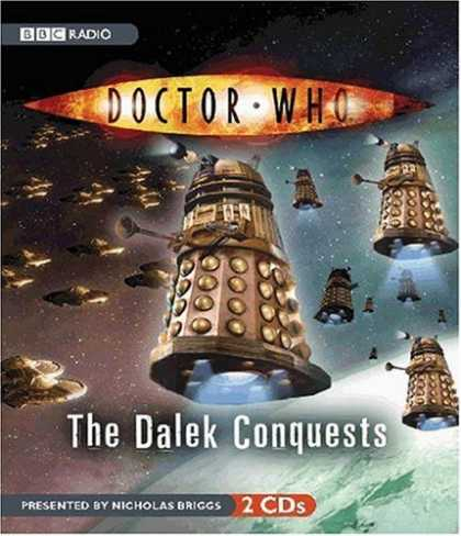 Doctor Who Books - The Dalek Conquests (Doctor Who)