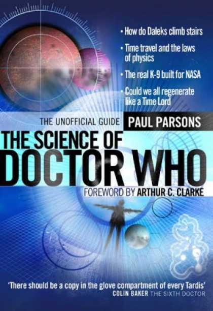 Doctor Who Books - The Science of Doctor Who