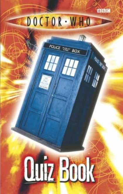 "Doctor Who Books - "" Doctor Who "" Quiz Book (Dr Who)"