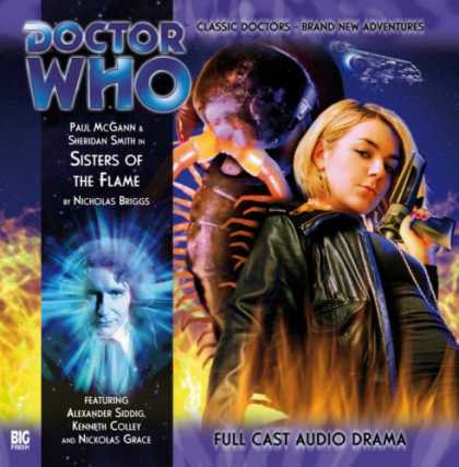 Doctor Who Books - Sisters of the Flame (Doctor Who: The New Eighth Doctor Adventures)