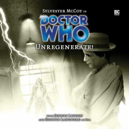 Doctor Who Books - Unregenerate! (Doctor Who)