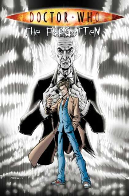 Doctor Who Books - Doctor Who: The Forgotten