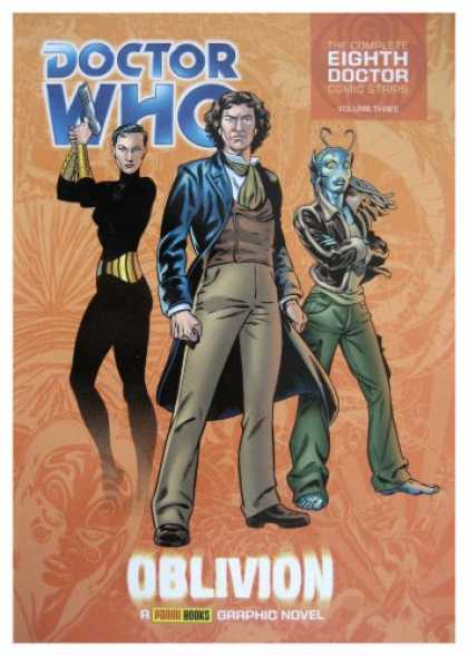 "Doctor Who Books - ""Doctor Who"" (Complete Eighth Doctor Comic Strips)"