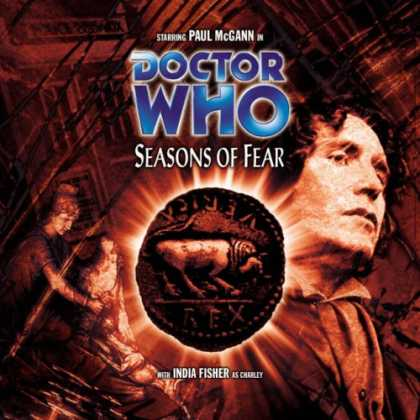 Doctor Who Books - Seasons of Fear (Doctor Who)