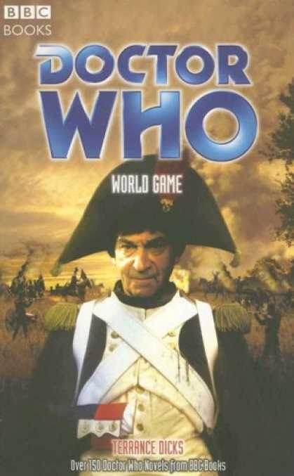 Doctor Who Books - Doctor Who: World Game (Doctor Who (BBC Paperback))
