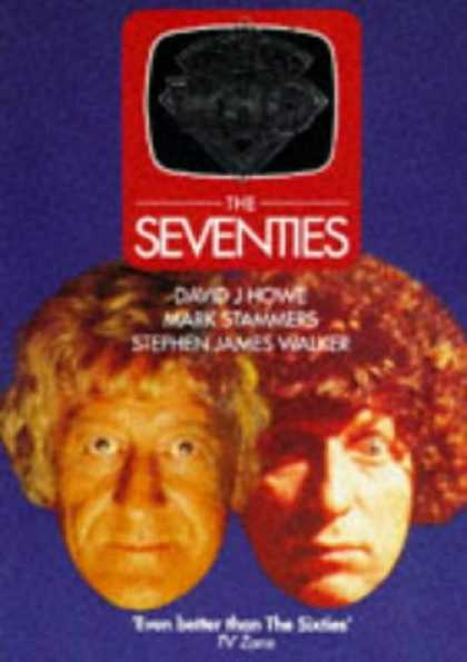 Doctor Who Books - Doctor Who: The Seventies (Doctor Who (BBC Paperback))