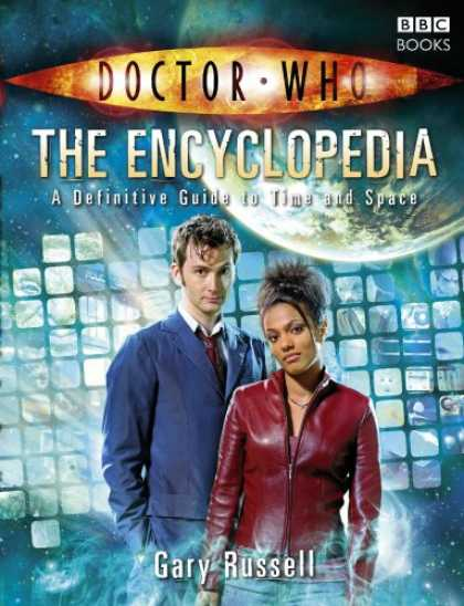 Doctor Who Books - Doctor Who Encyclopedia (Doctor Who (BBC Hardcover))