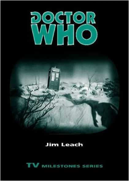 Doctor Who Books - Doctor Who (TV Milestones)