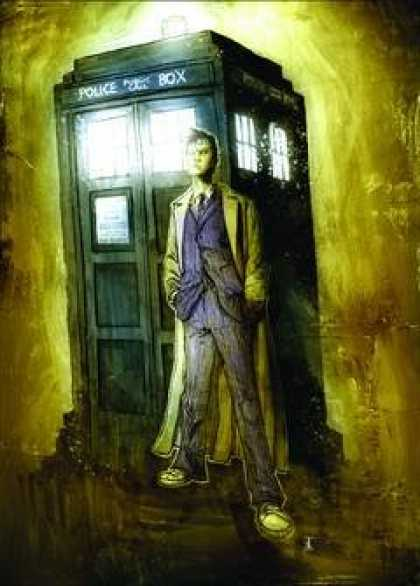 Doctor Who Books - Doctor Who Whispering Gallery