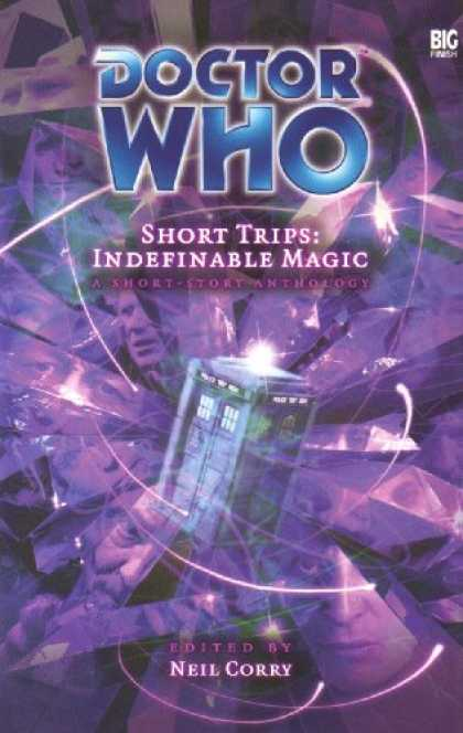 Doctor Who Books - Indefinable Magic (Doctor Who: Short Trips)