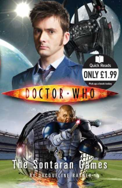 "Doctor Who Books - ""Doctor Who"": The Sontaran Games (""Dr Who"")"
