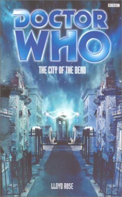 Doctor Who Books - The City of the Dead (Doctor Who)