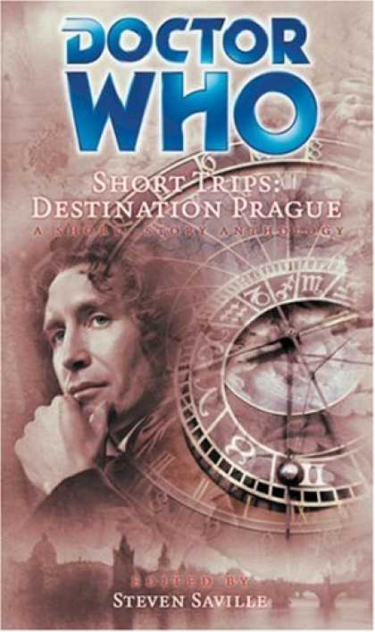Doctor Who Books - Doctor Who: Destination Prague (Doctor Who Short Trips)