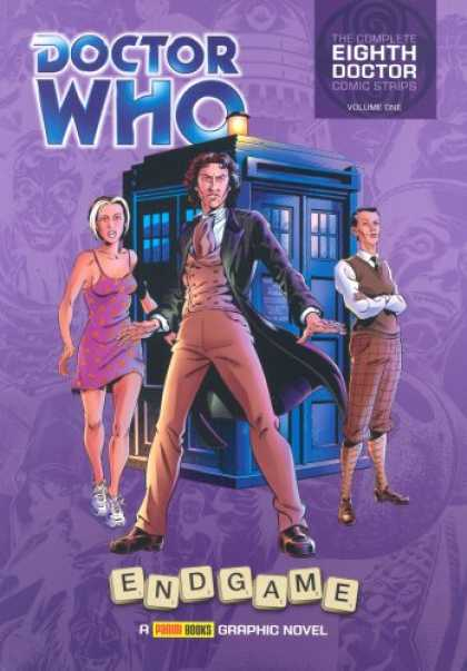 "Doctor Who Books - Doctor Who - End Game (Complete Eighth Doctor Comic Strips Vol. 1): "" Doctor Who"