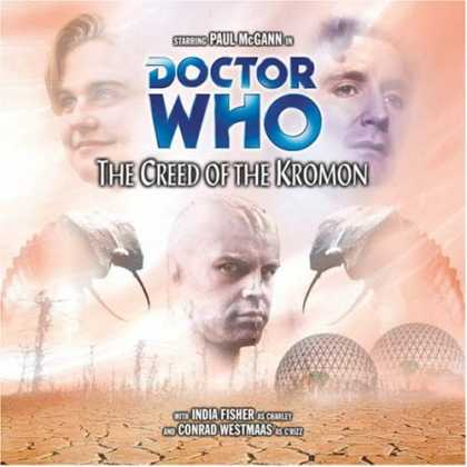 Doctor Who Books - The Creed of the Kromon (Doctor Who)
