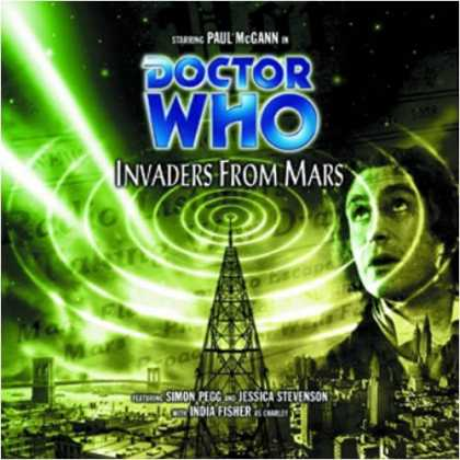 Doctor Who Books - Invaders from Mars (Doctor Who)