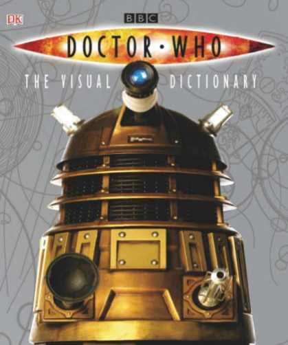 "Doctor Who Books - "" Doctor Who "" Visual Dictionary (Dr Who)"