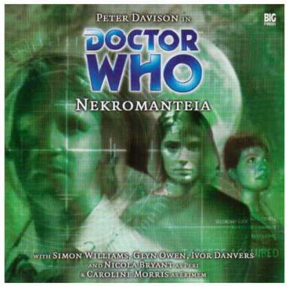 Doctor Who Books - Nekromanteia (Doctor Who)
