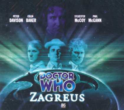 Doctor Who Books - Zagreus (Doctor Who)