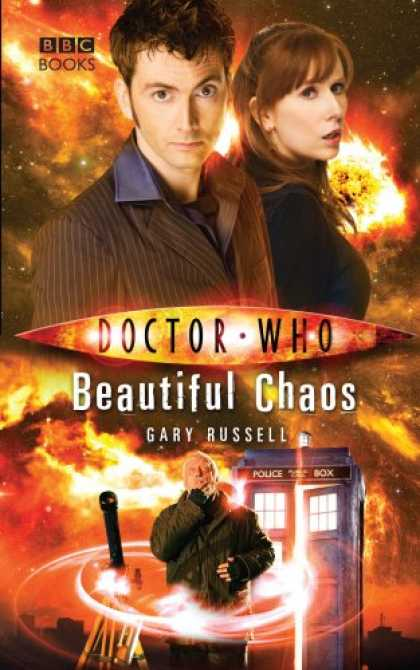 Doctor Who Books - Doctor Who: Beautiful Chaos