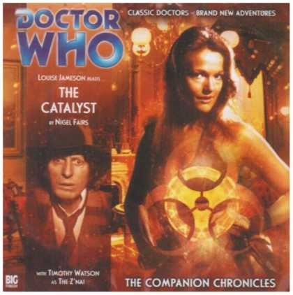 Doctor Who Books - The Catalyst (Doctor Who: The Companion Chronicles)