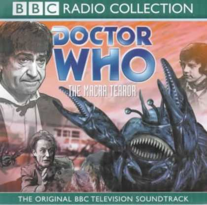 Doctor Who Books - The Macra Terror (Doctor Who)