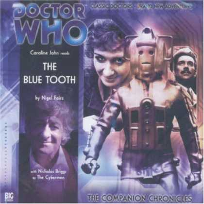 Doctor Who Books - The Blue Tooth (Doctor Who: The Companion Chronicles)
