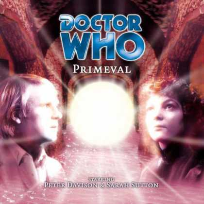 Doctor Who Books - Primeval (Doctor Who)
