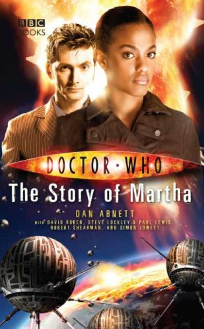 Doctor Who Books - Doctor Who: The Story Of Martha