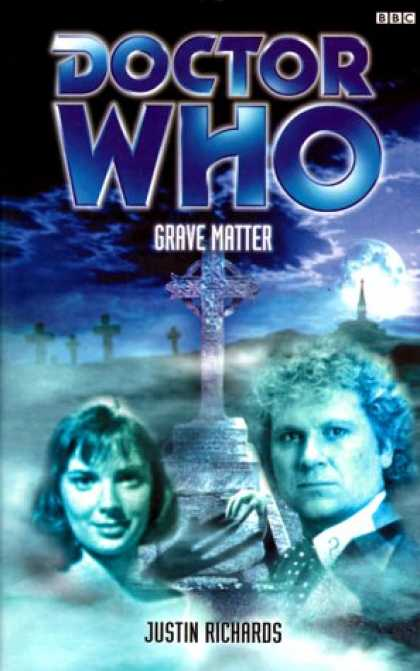 Doctor Who Books - Doctor Who: Grave Matter (Doctor Who (BBC Paperback))