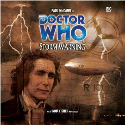 Doctor Who Books - Doctor Who: Storm Warning (Big Finish Audio Drama)