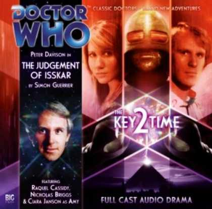 Doctor Who Books - Key 2 Time: The Judgement of Isskar (Doctor Who)