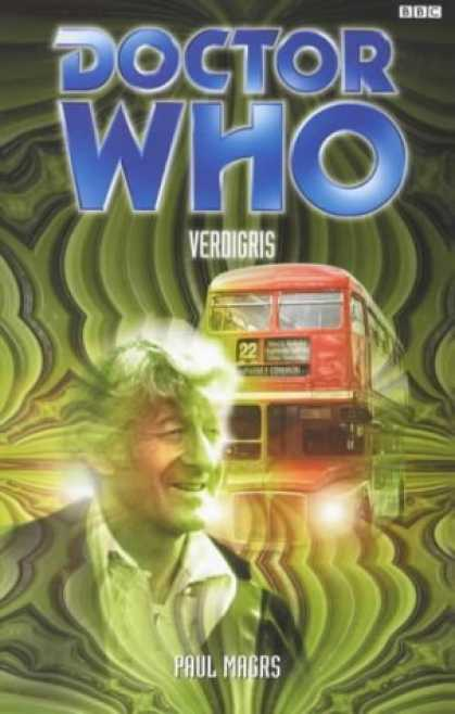 Doctor Who Books - Verdigris (Doctor Who (BBC Paperback))