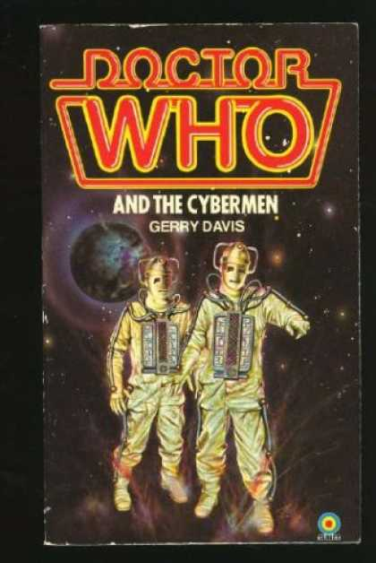Doctor Who Books - Doctor Who and the Cybermen Who 14