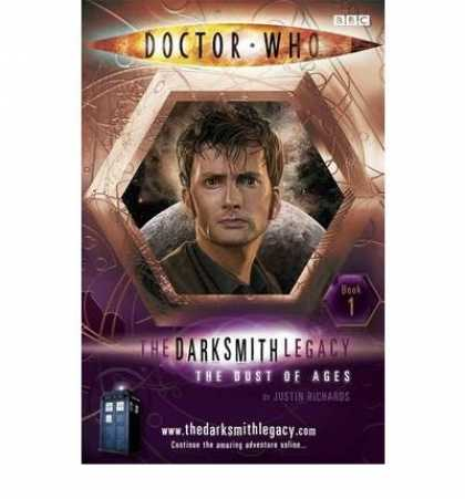 Doctor Who Books - Doctor Who: The Darksmith Legacy: The Dust of Ages Bk. 1