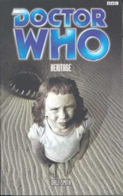 Doctor Who Books - Heritage (Doctor Who)