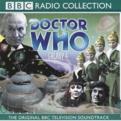 Doctor Who Books - Doctor Who: Galaxy 4 (BBC TV Soundtrack)
