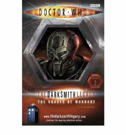 Doctor Who Books - Doctor Who: The Darksmith Legacy: The Graves of Mordane Bk. 2