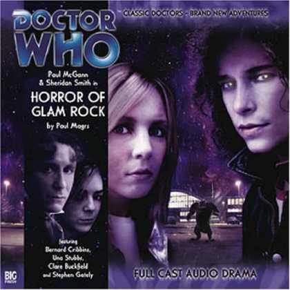 Doctor Who Books - Horror of Glam Rock (Doctor Who)